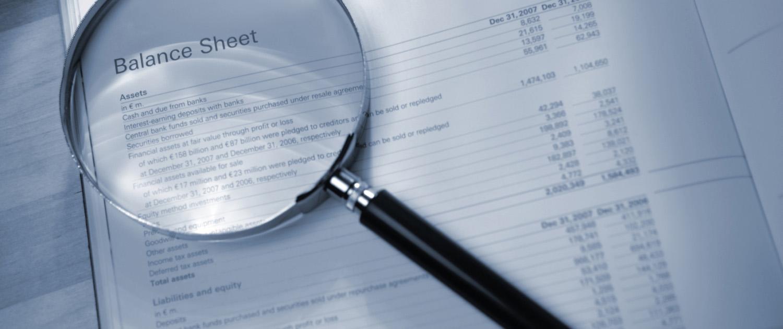 Financial Statements Preparation Services Bahrain